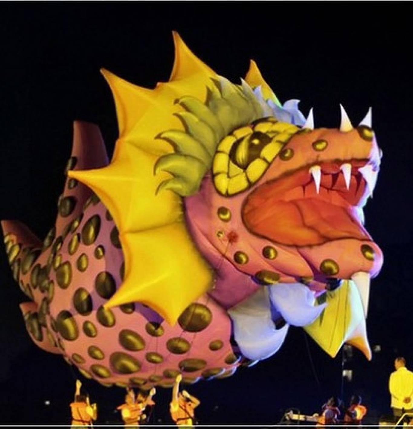 Їдемо на парад драконів до Кракова!  (Польща)