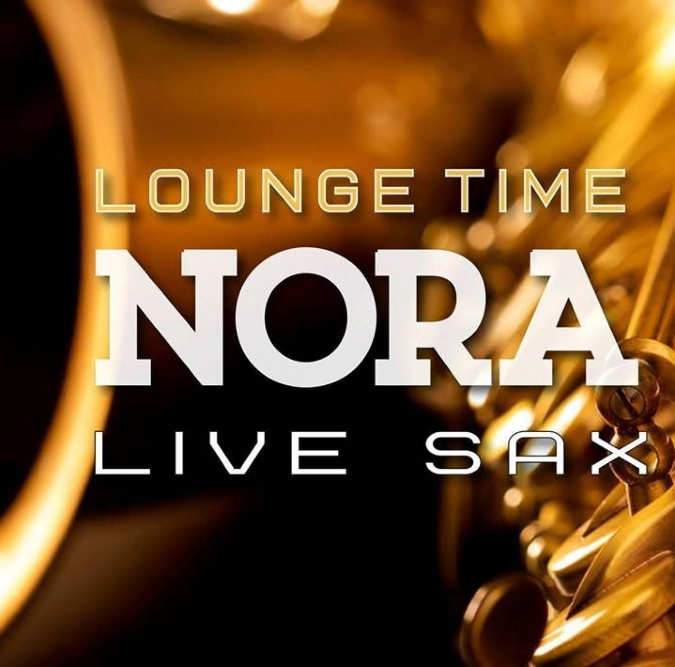 PRE PARTY lounge time LIVE SAX