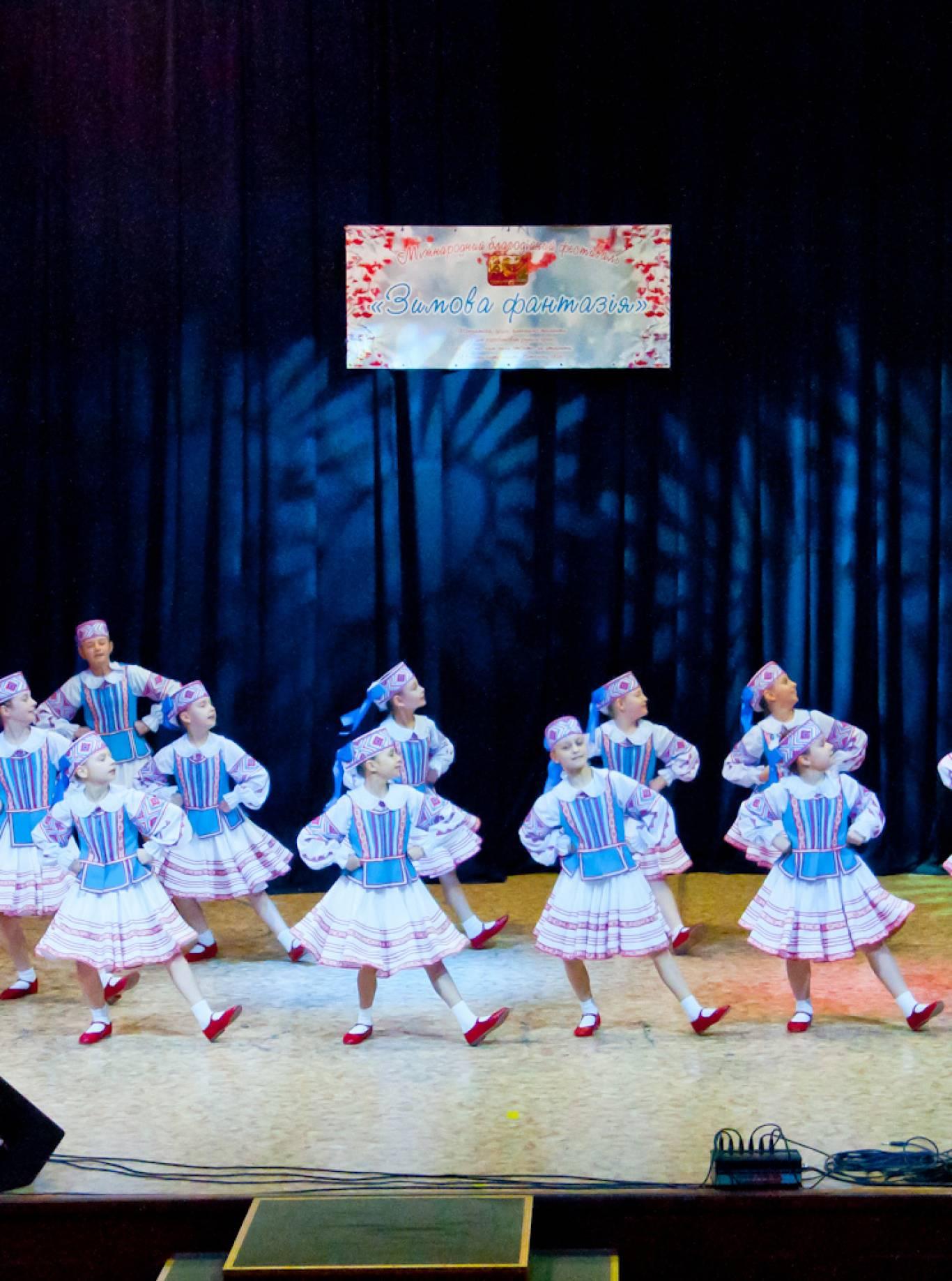 Фестиваль дитячих талантів «Сузір'я талантів в «Україні»