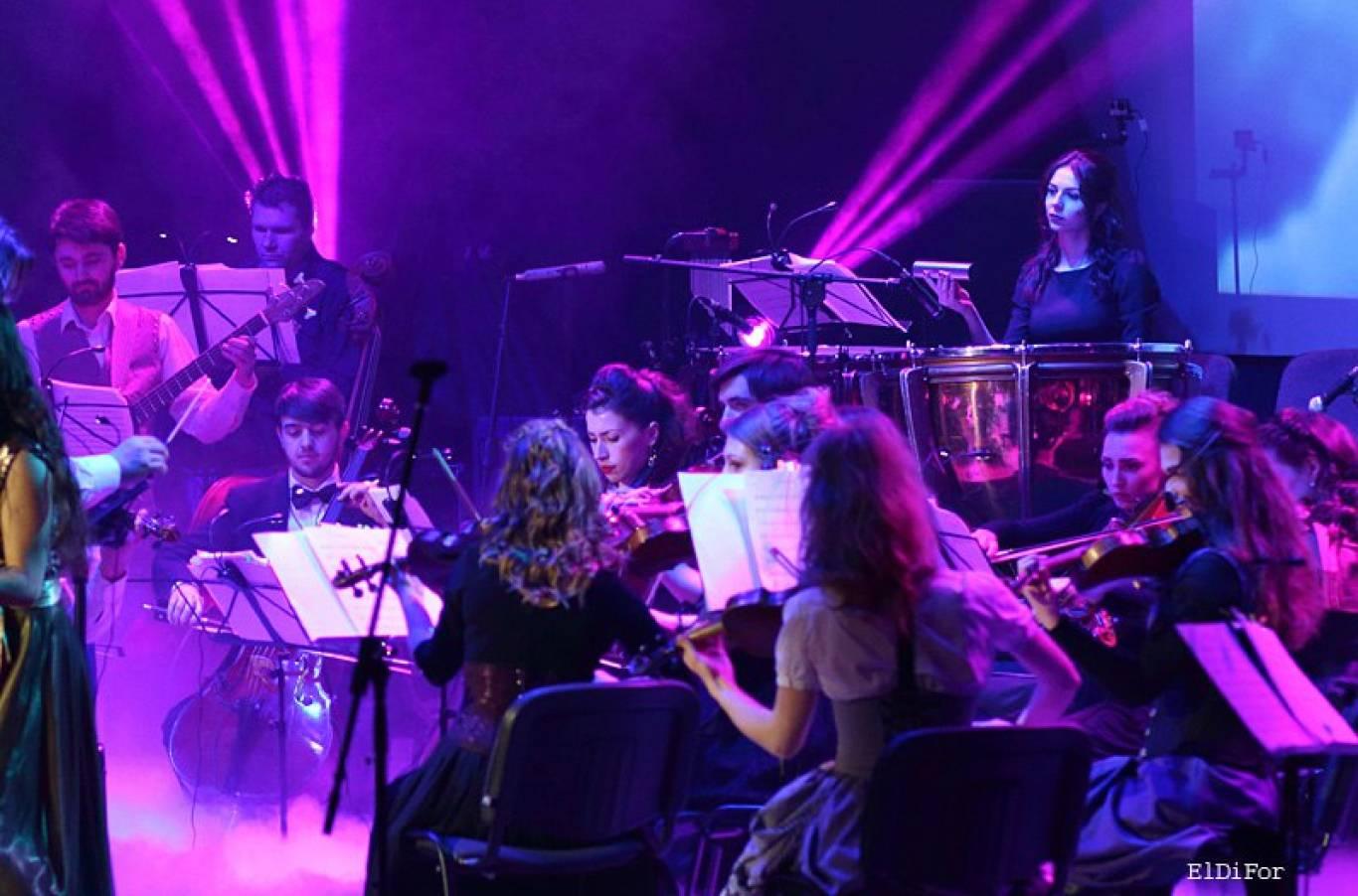 "Симфонічний оркестр ""Lords of the sound"""