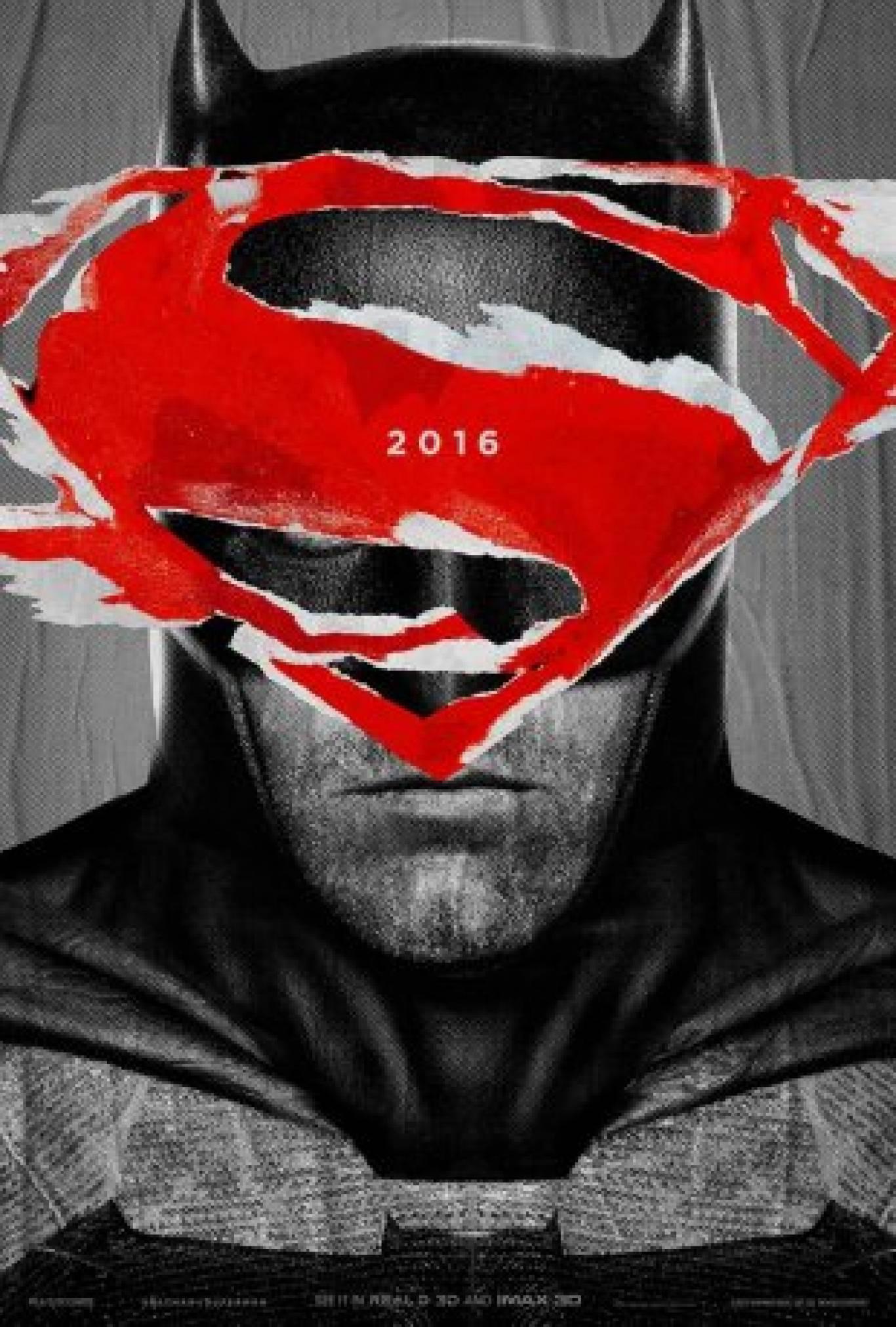 """Екшн """"Бетмен проти Супермена: На зорі справедливості"""""""