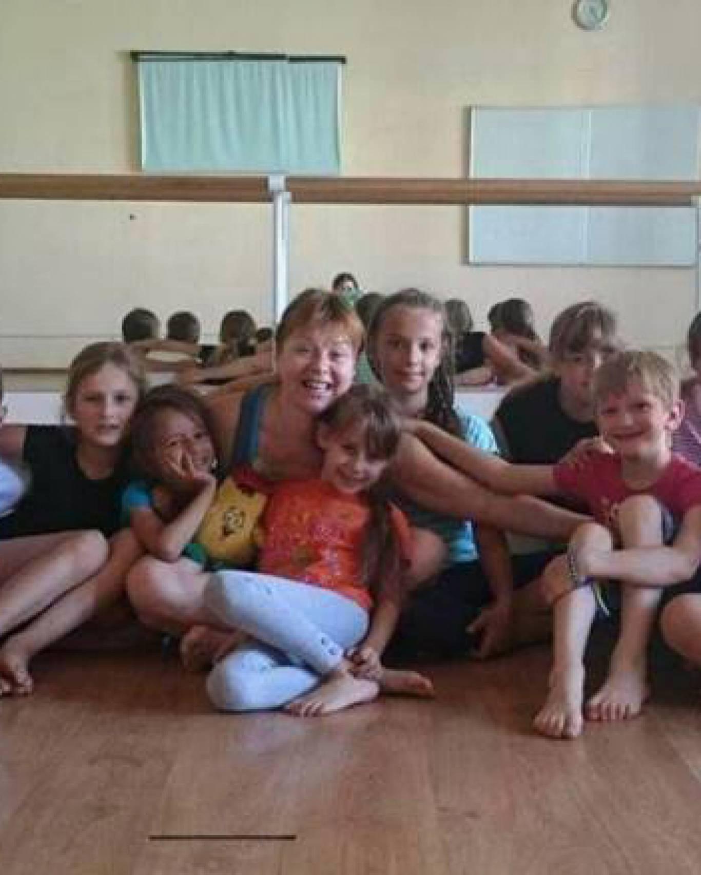 """OPEN DANCE DAY для малюків. Зустріч з """"Іншими Танцями"""""""
