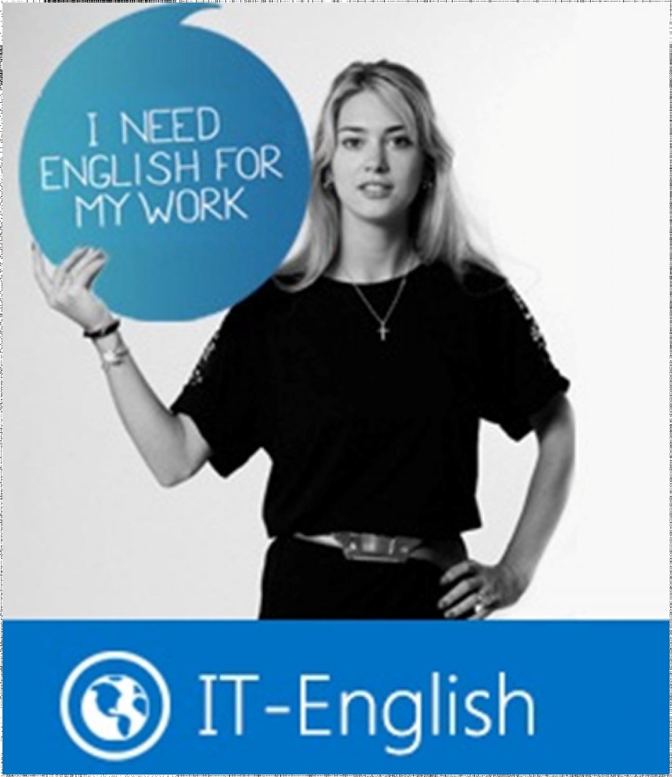 """English with ITA"""