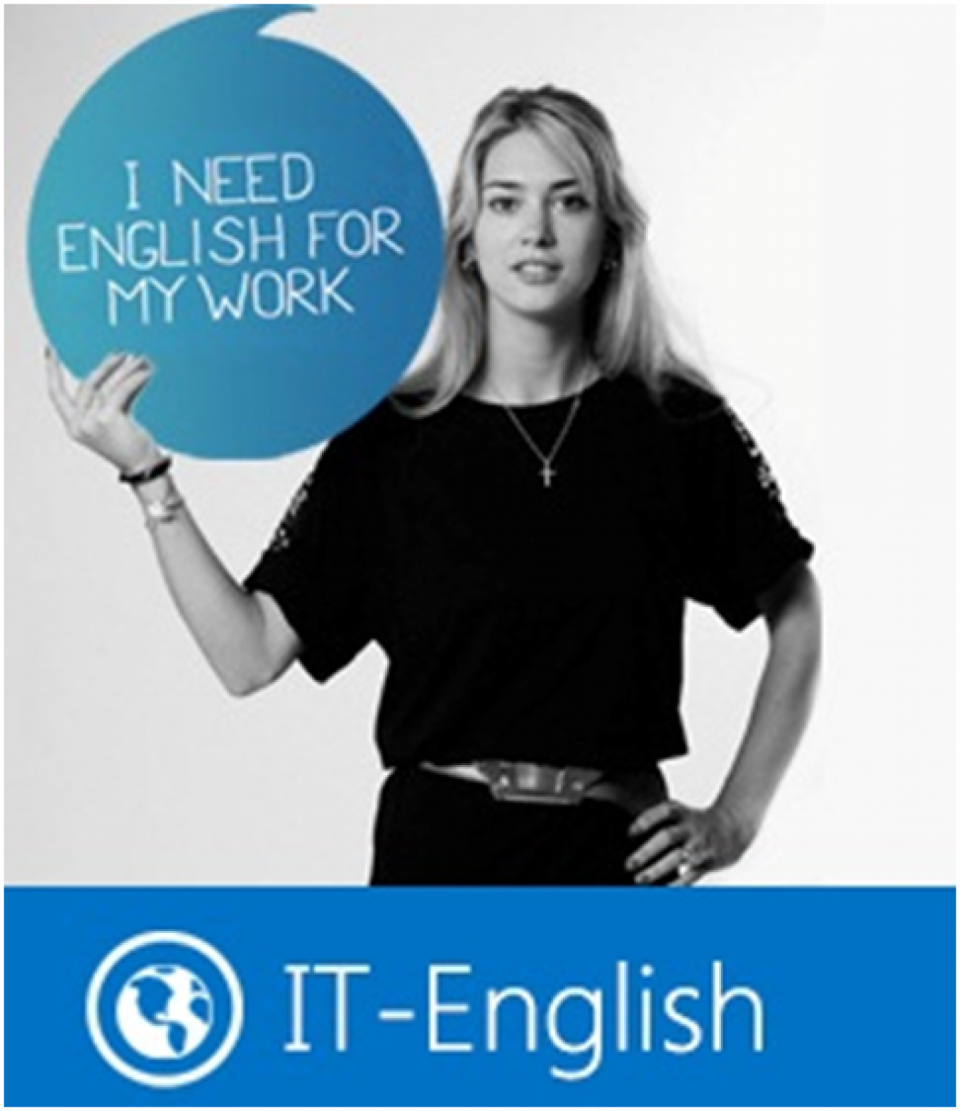 """English with ITA"""