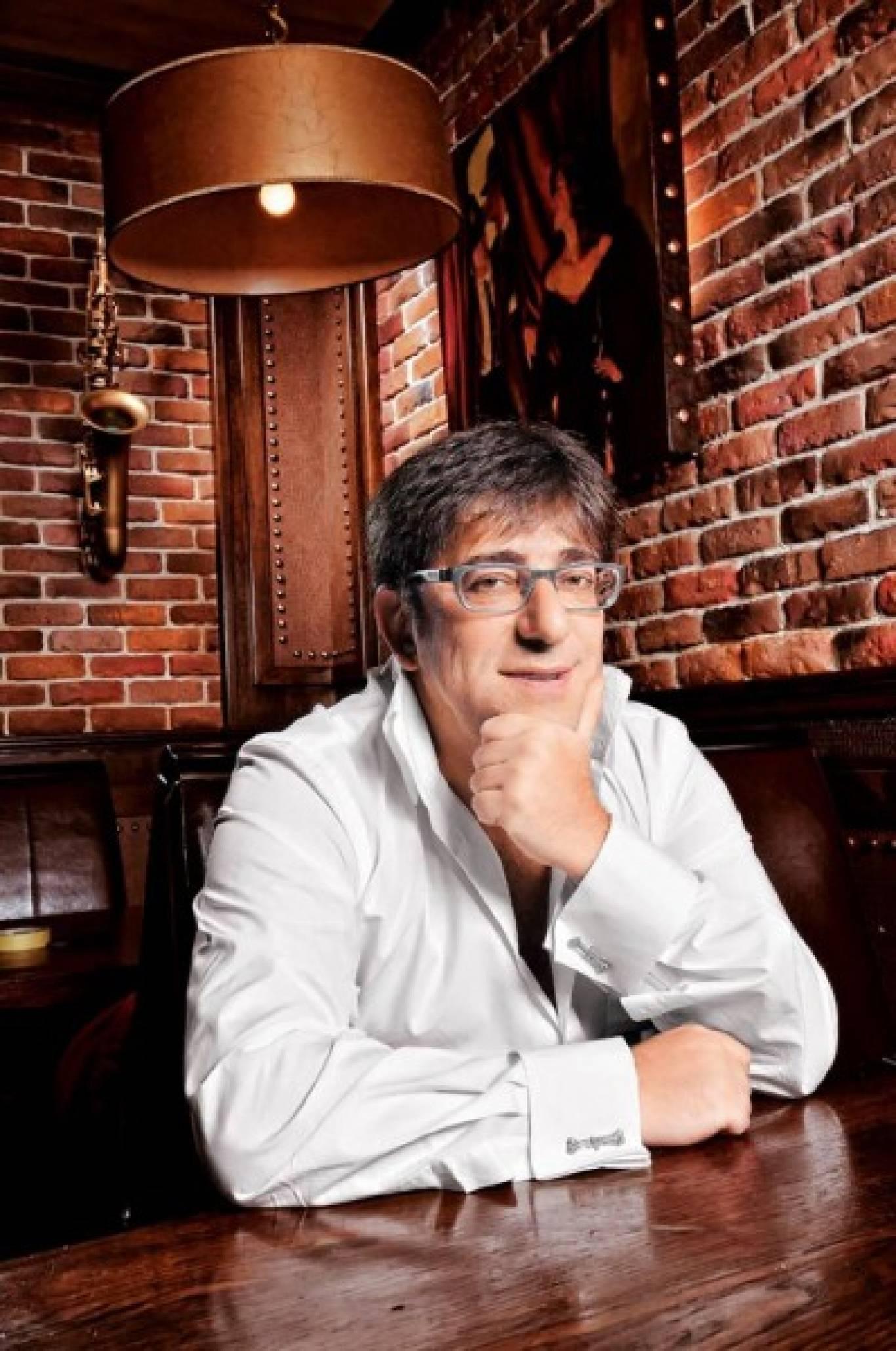 Гарик Корогодський стане барменом в кав'ярні-гастрономі Kartata Potata