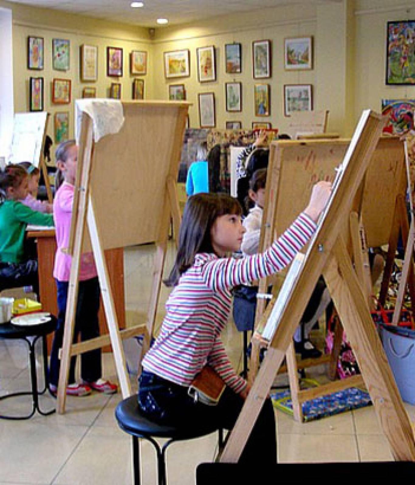 "Майстер-клас ""Малюй як Майстер"" за мотивами картин М.Шагала"