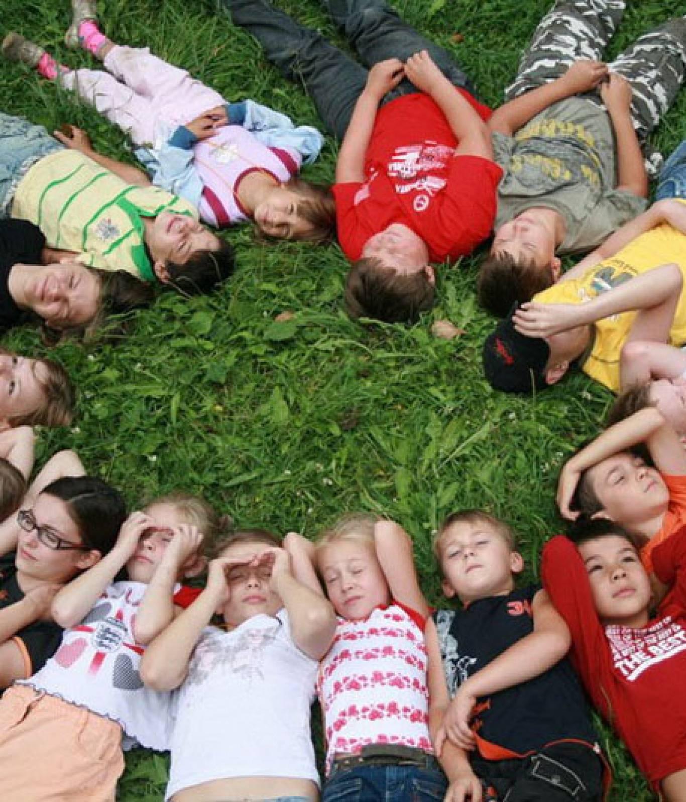 Фестиваль дитячих таборів та туризму