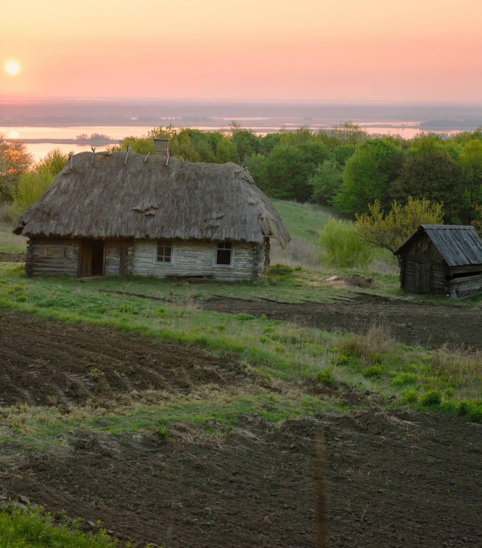 Сила Трахтемирова: велопохід до козацької столиці
