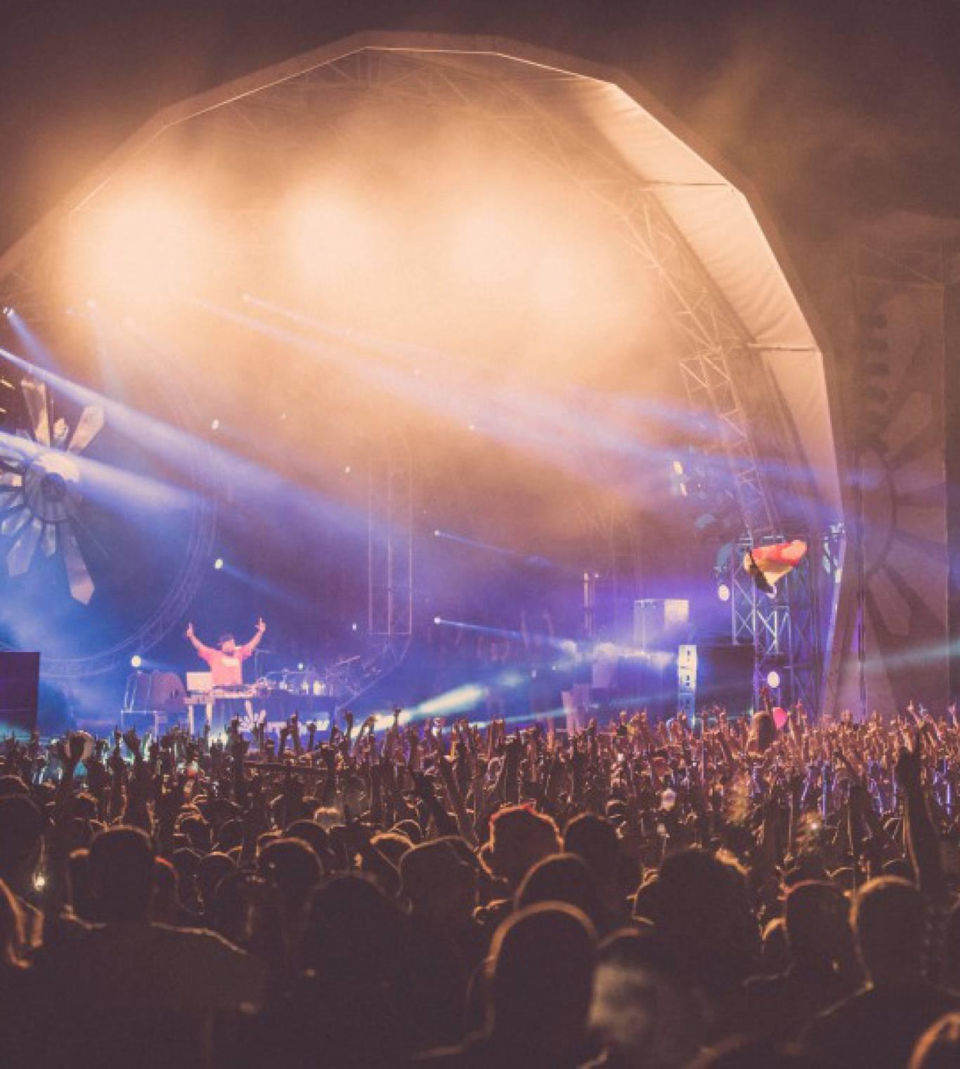Outlook Festival: Official Kiev Launch Party в клубі Atlas