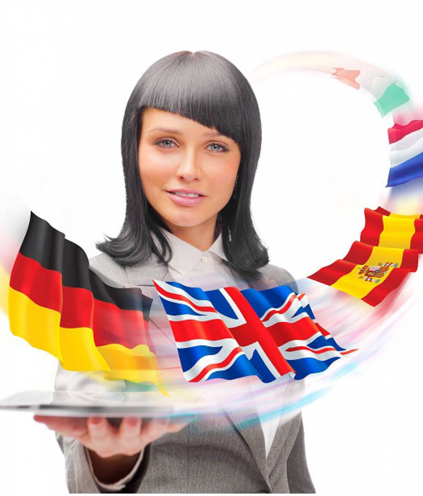 Серія безкоштовних занять із європейських та східних мов
