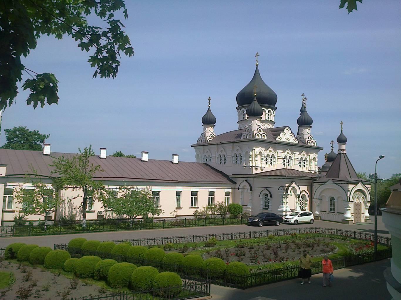 Київський Покровський жіночий монастир та Нікольський собор
