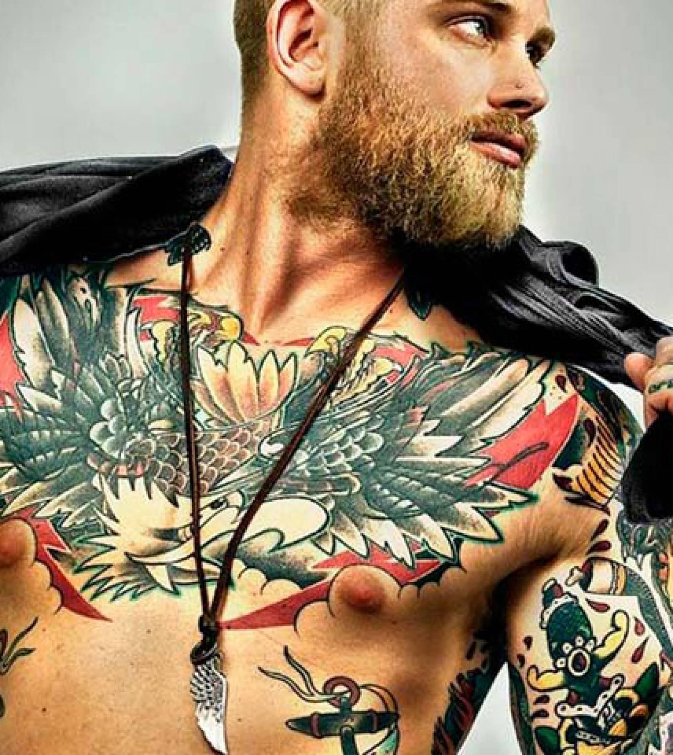 """Фестиваль татуювання «Tattoo Collection» на Арт-заводі """"Платформа"""""""