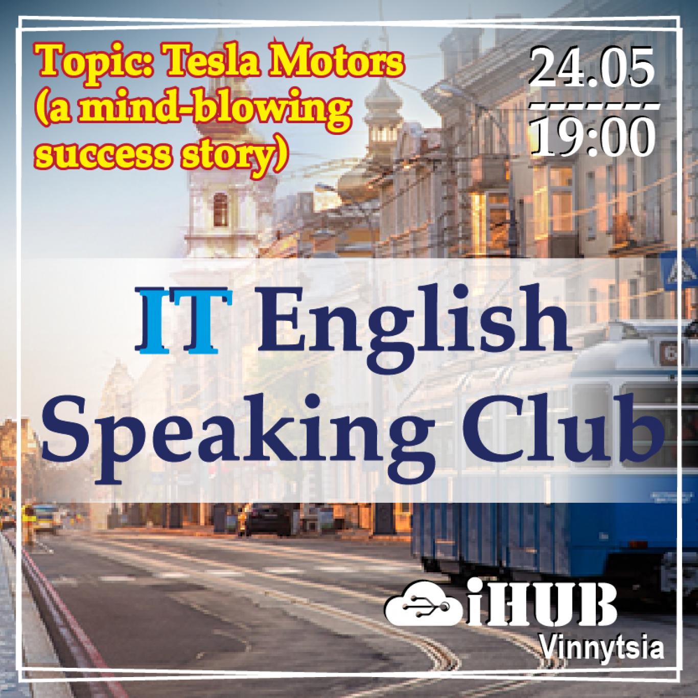 It English Speaking Club #11