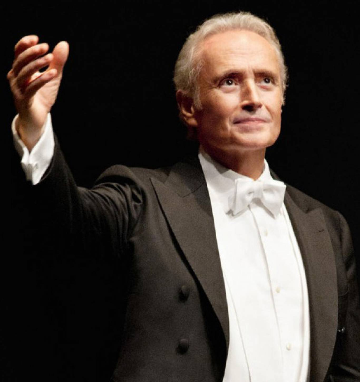 "Jose Carreras: концерт в Палаці ""Україна"""