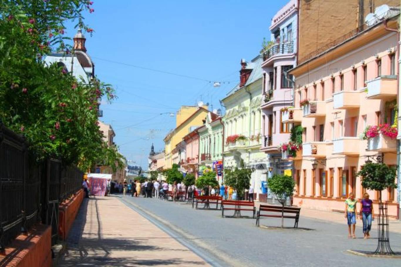 Екскурсія в Хотин та Чернівці