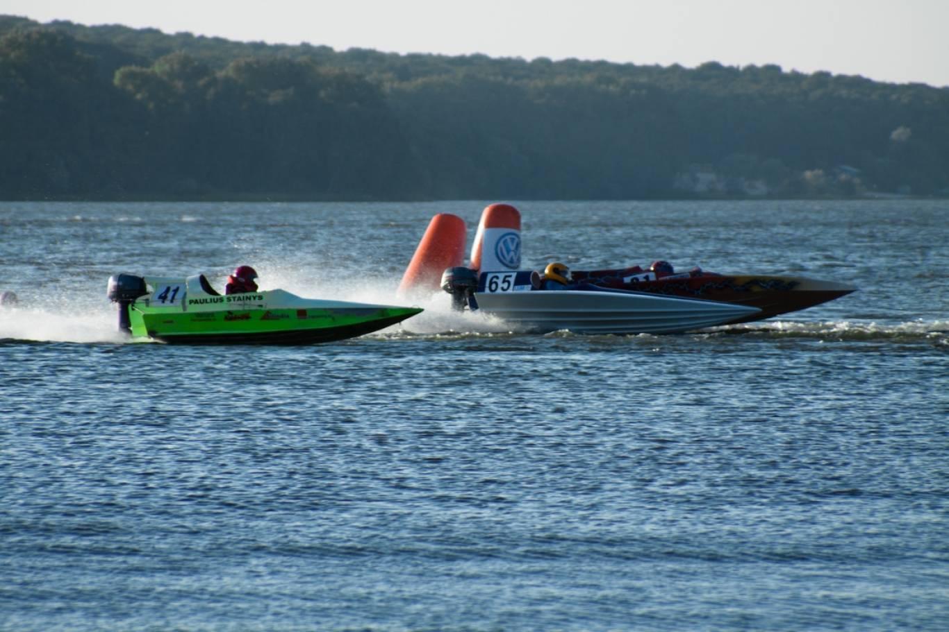 Чемпіонат України з водно-моторного спорту 2 - етап