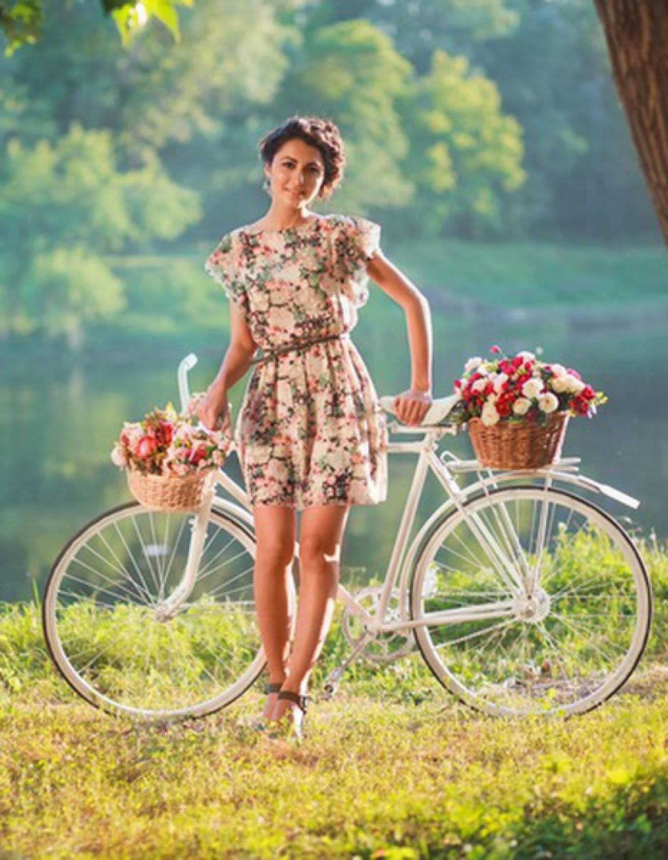 Велопарад для дівчат та музична вечірка на ЮБК
