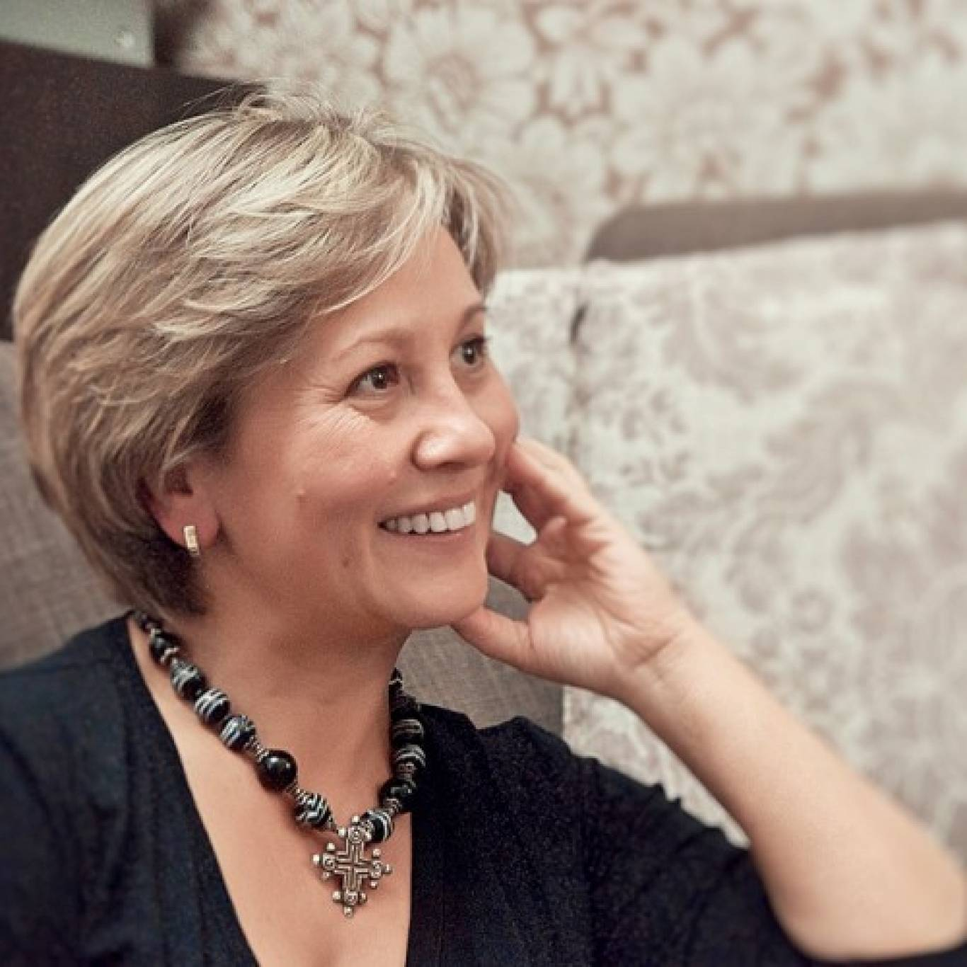 Публічне інтерв'ю Мар'яни Савки з Іриною Подоляк