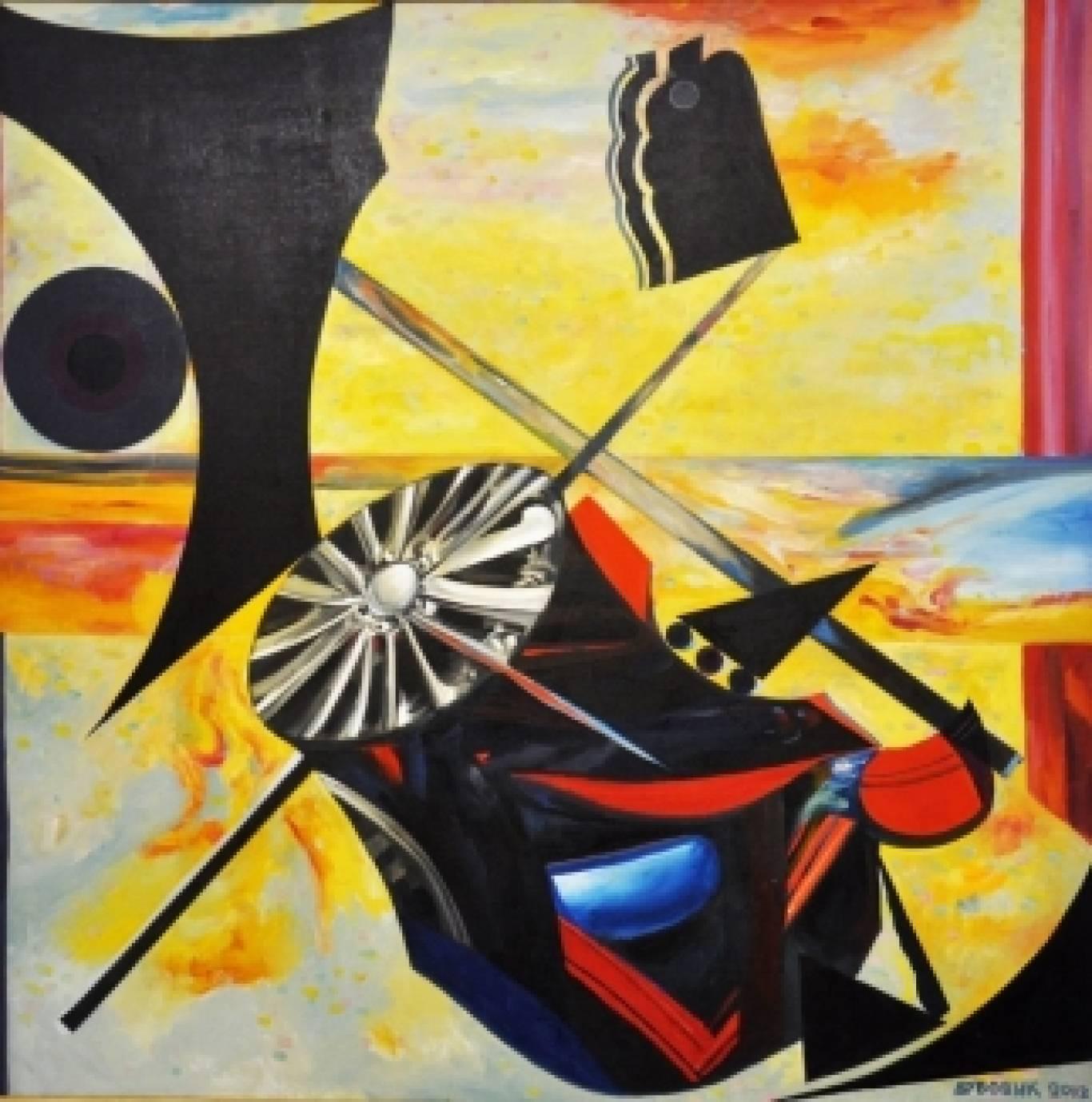 """Виставка """"Архів застережень"""" в Мистецькому арсеналі"""