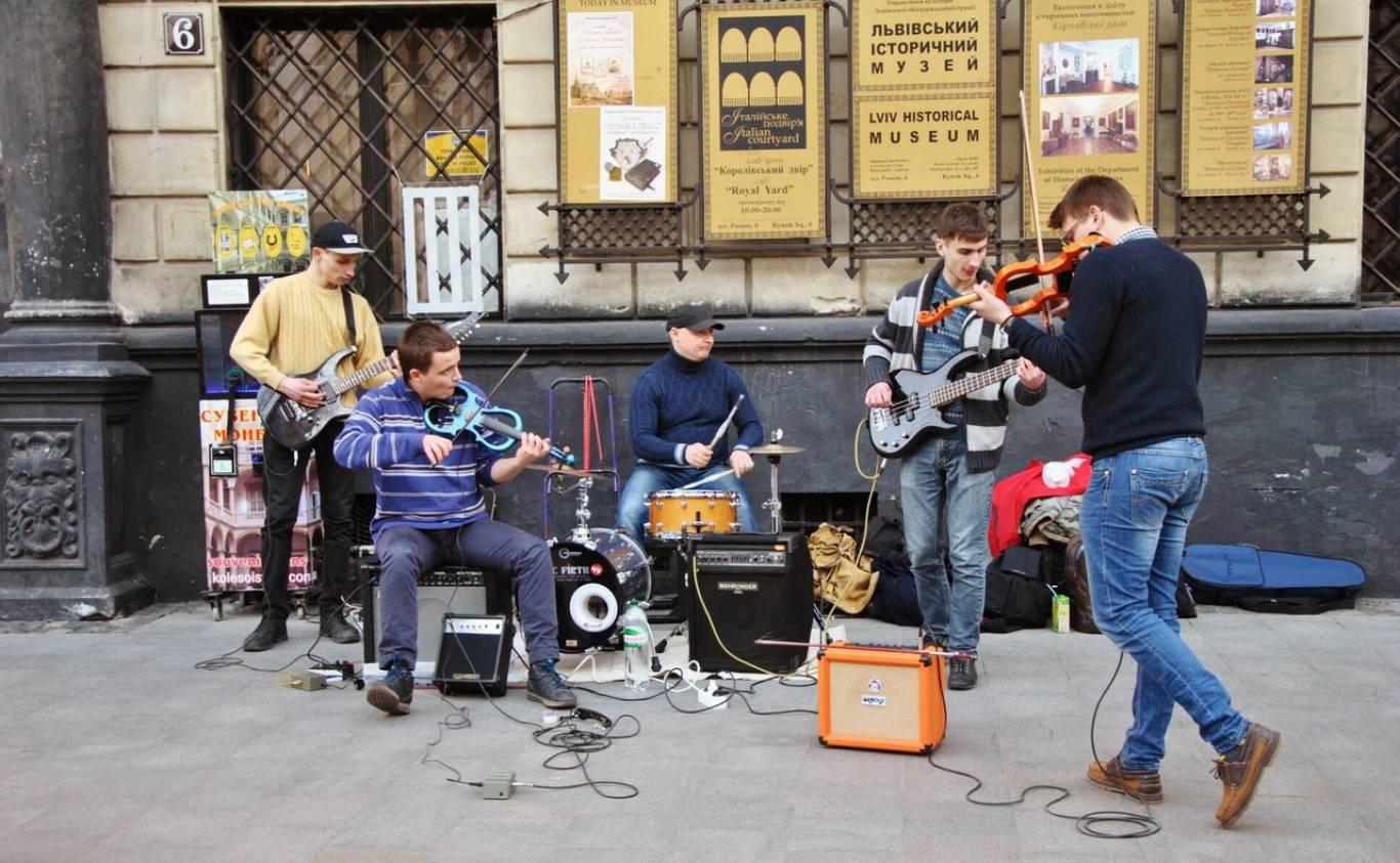 Концерт кавер-гурту Satori Band