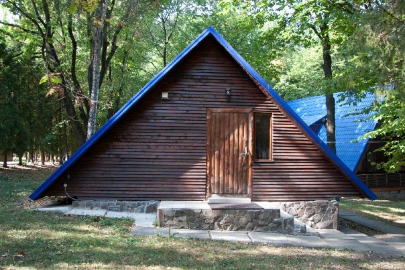 Відпочинок у комплексі Ягода-малина