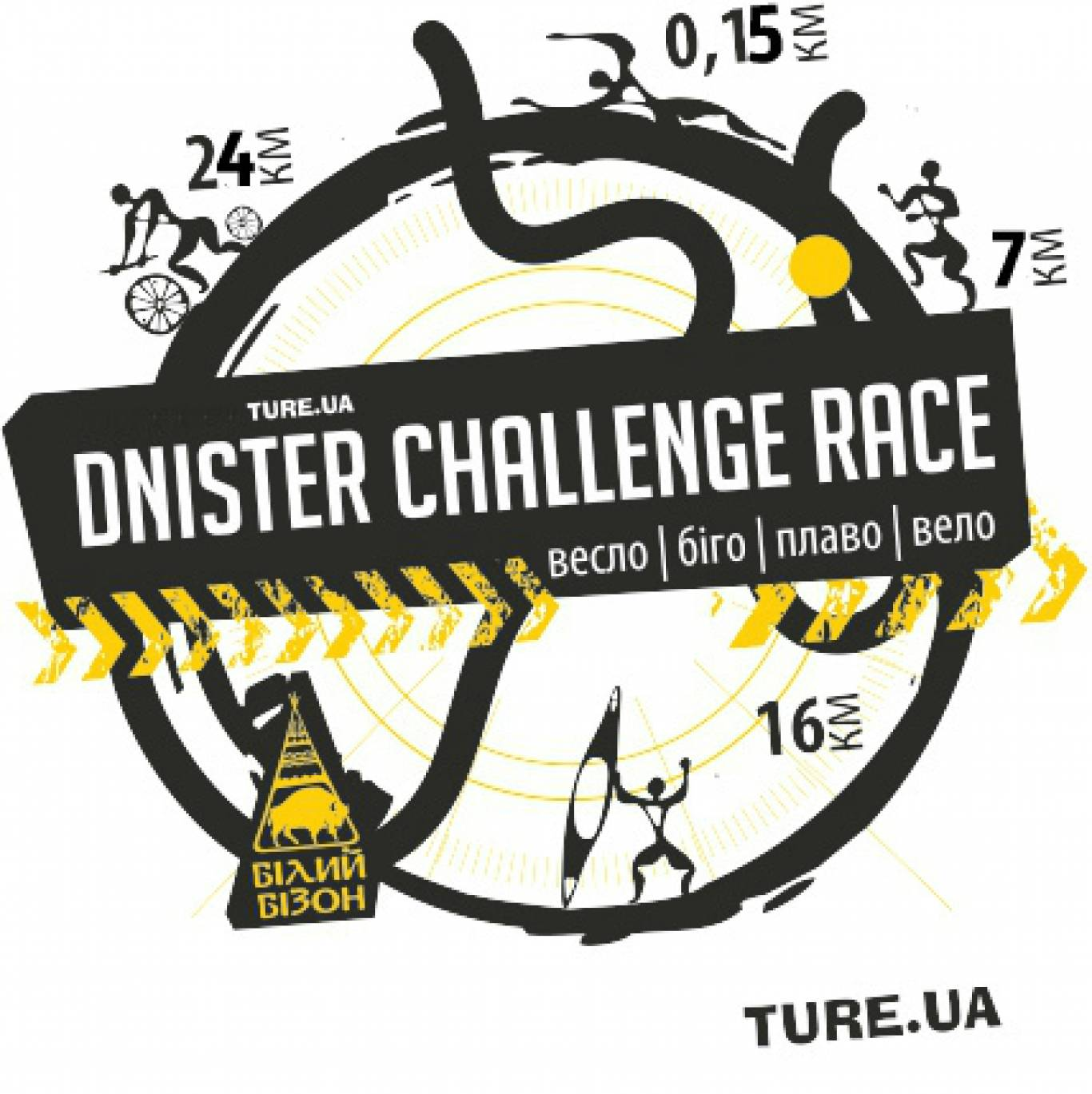 Dnister Challenge Race