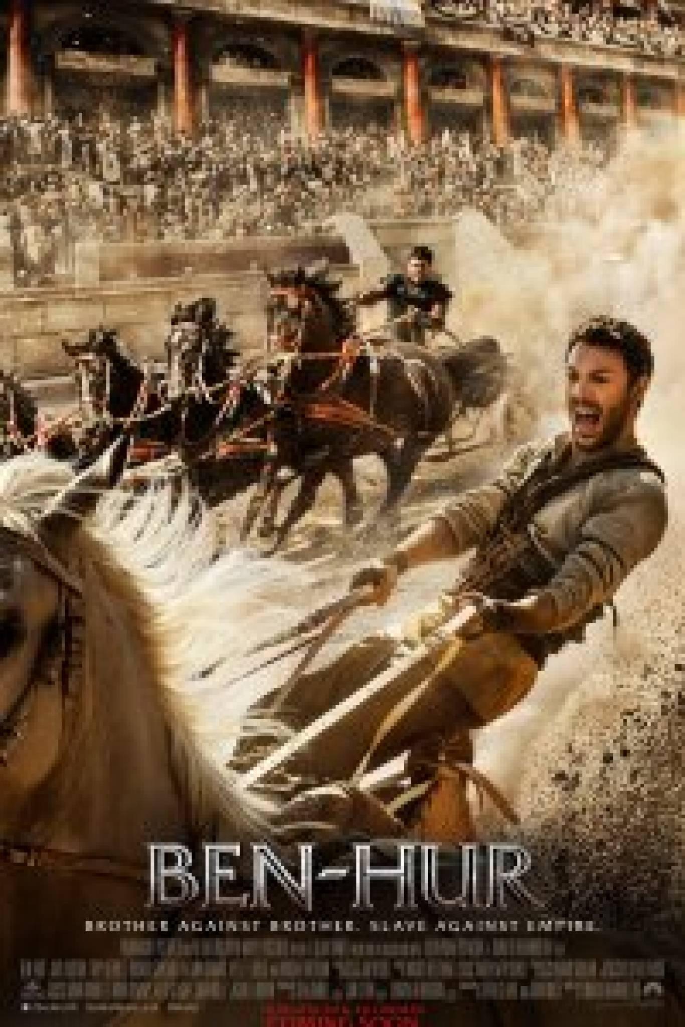 """Фільм """"Бен-Гур: розповіді про Христа"""" у Тернополі"""