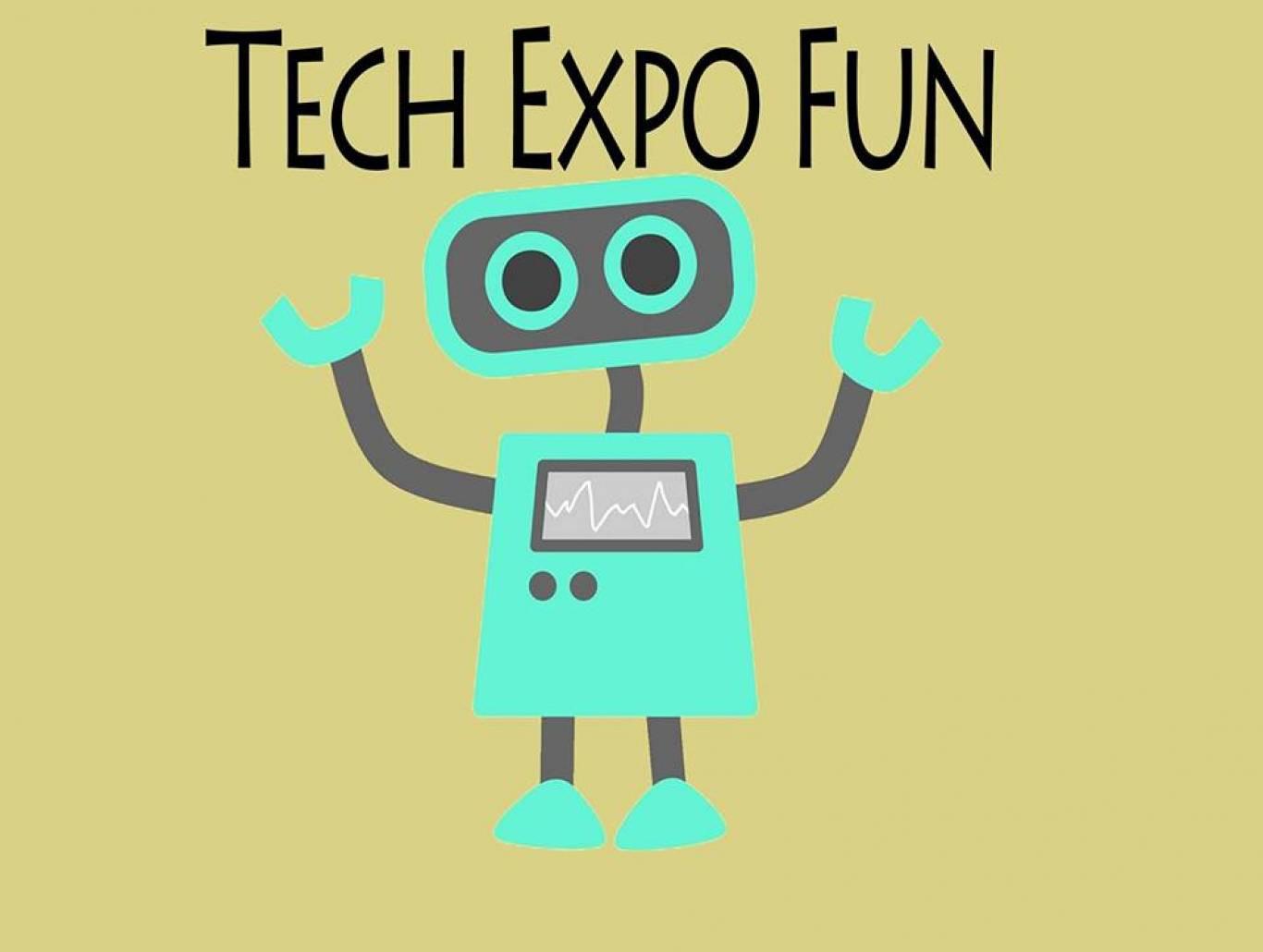 Tech Expo Fun в Американському домі: вчимося креативити на 3D принтері
