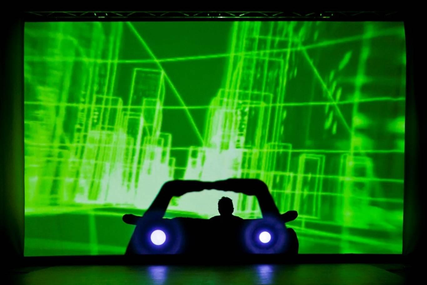 Театр тіней Teulis у Хмельницькому. Розіграш квитків