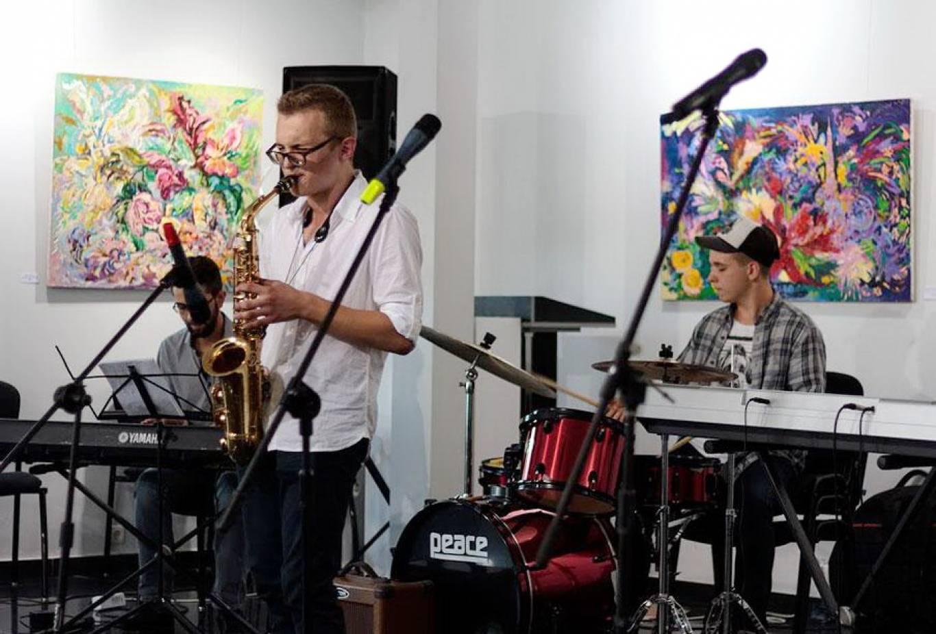 Всеукраїнський дитячий джазовий конкурс в рамках фестивалю VINNYTSIA JAZZFEST