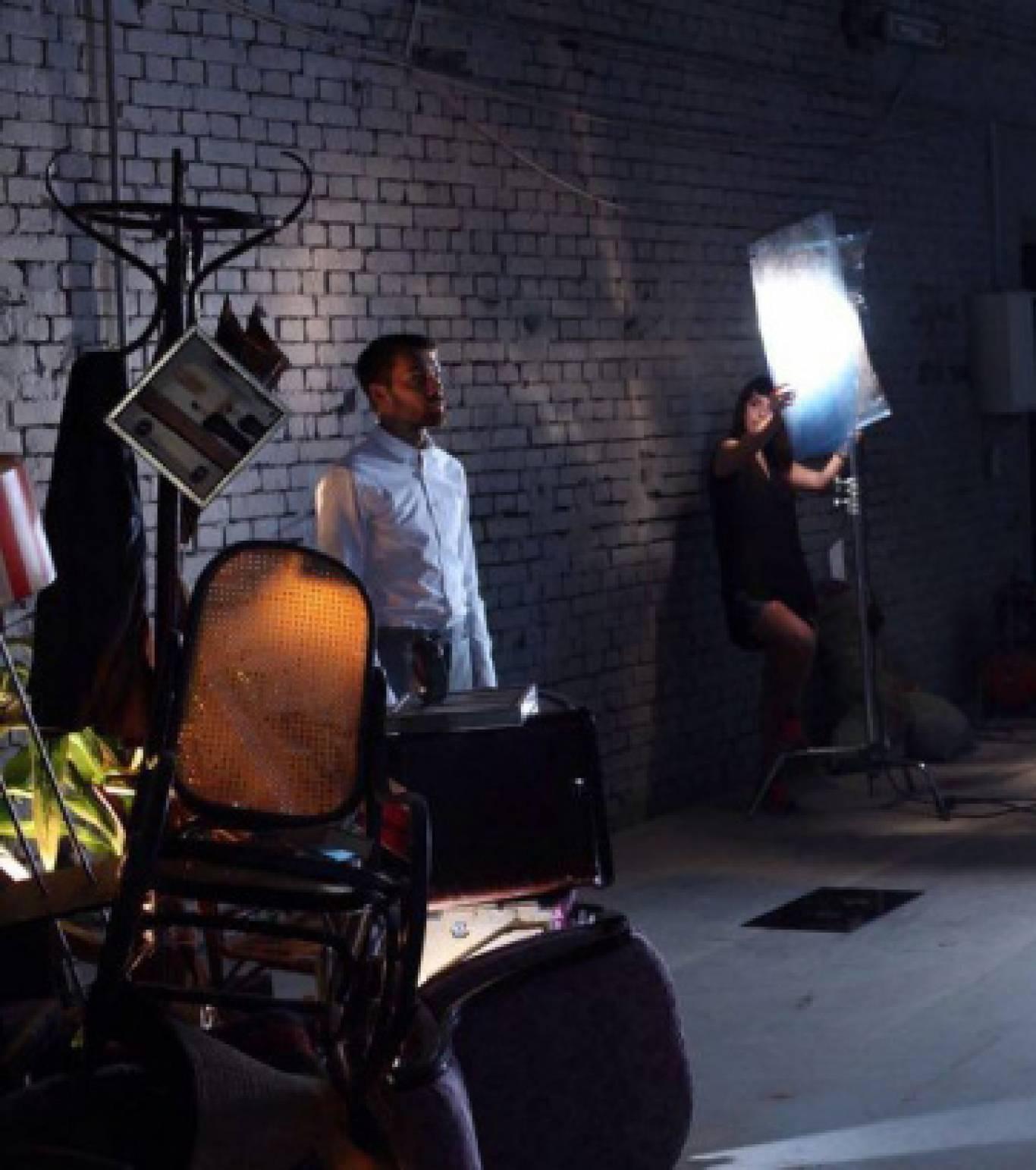 Відкриття арт-простору Refit на кіностудії О.Довженка: фотовиставка «REFIT Dovzhenko»
