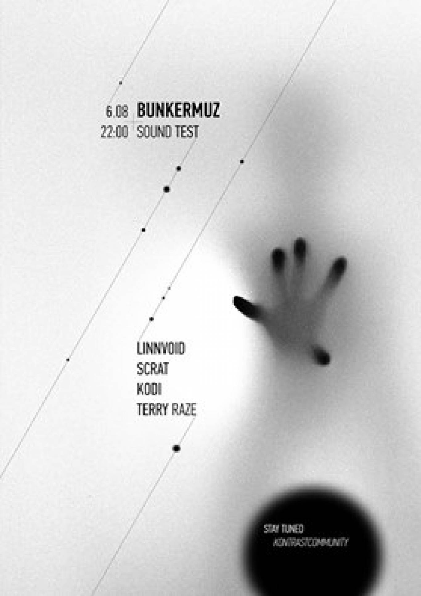 Bunkermuz: sound test