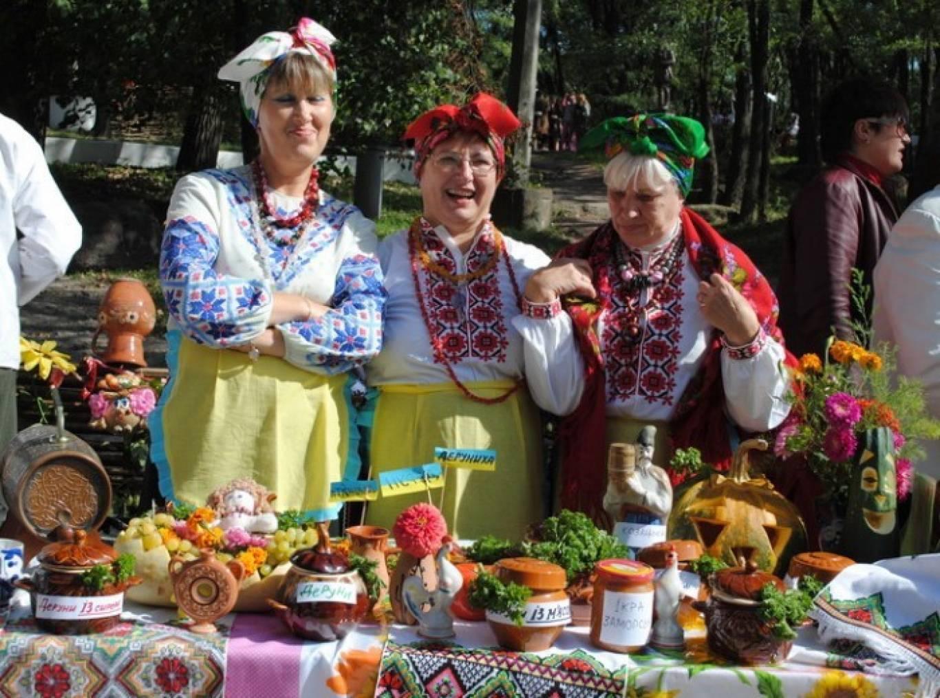 Фестиваль дерунів та замок Радомисль!