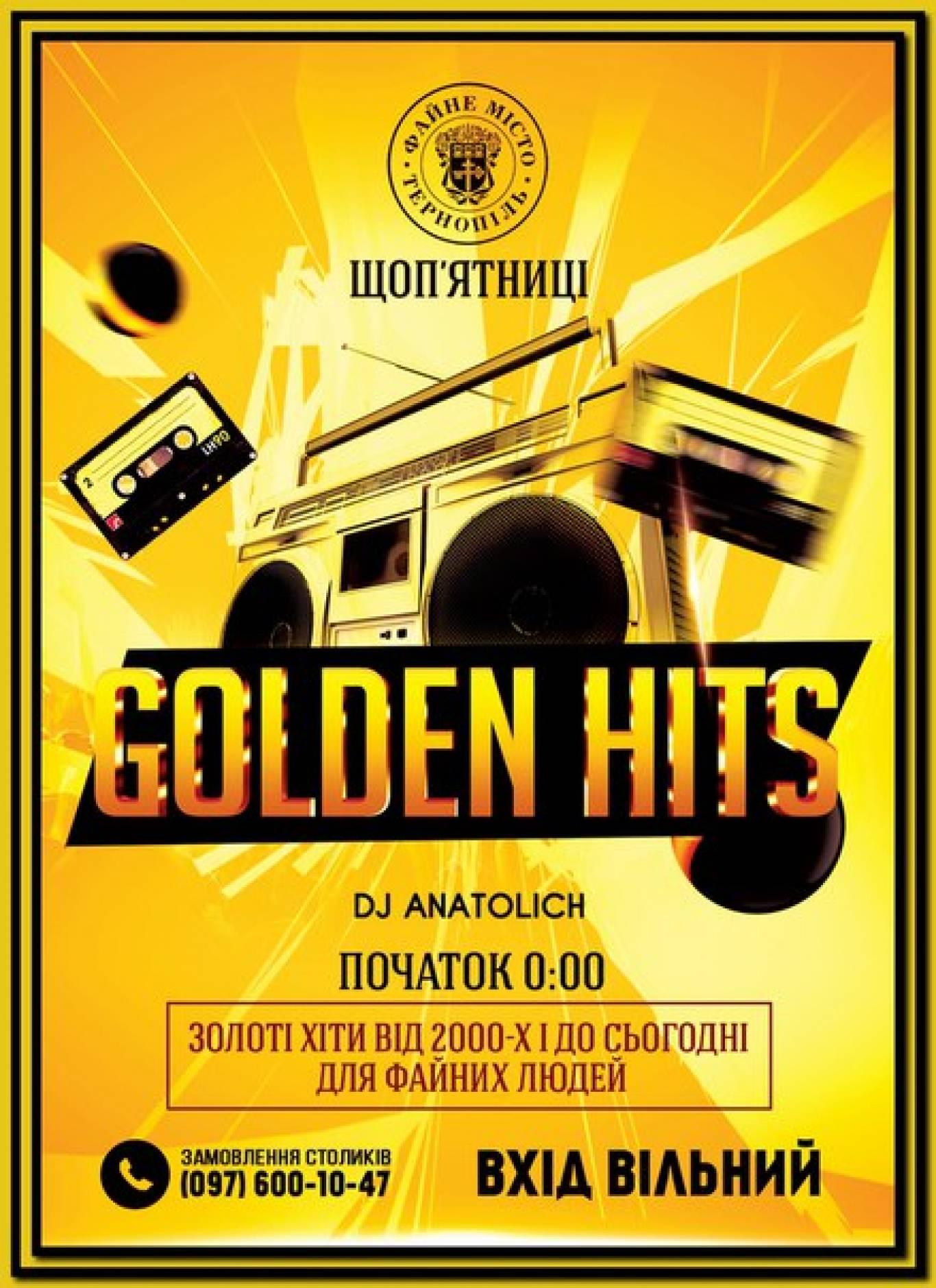 Golden Hits у Файному місті