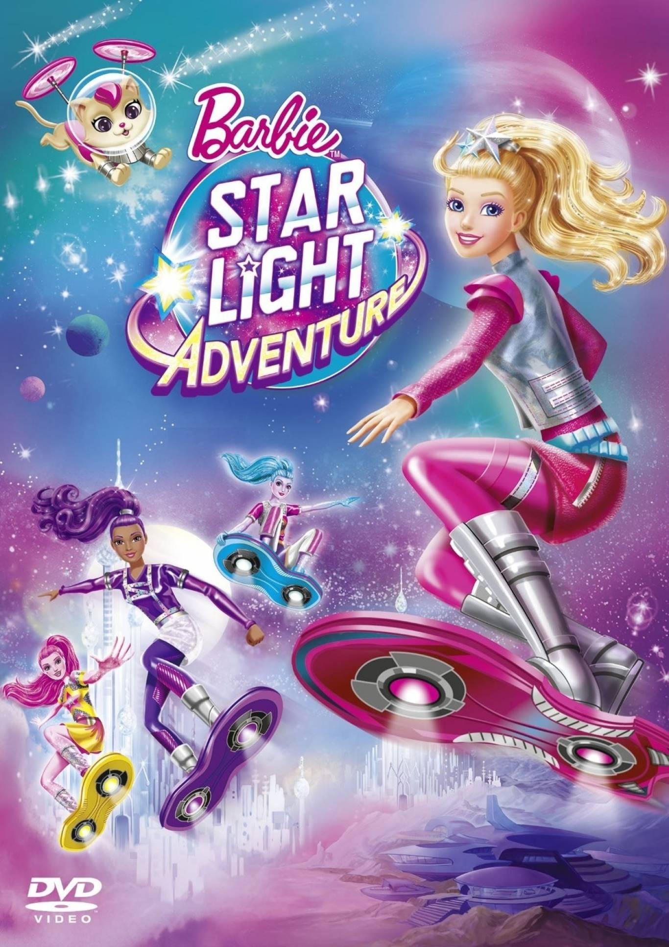 """Анімація """"Barbie: Зоряні пригоди"""" у Сінема Сіті"""