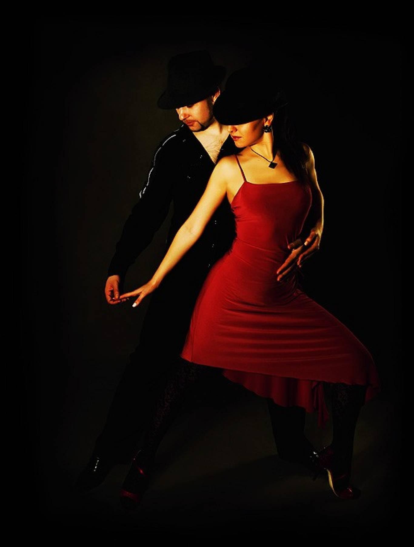 Навчання танго для початківців