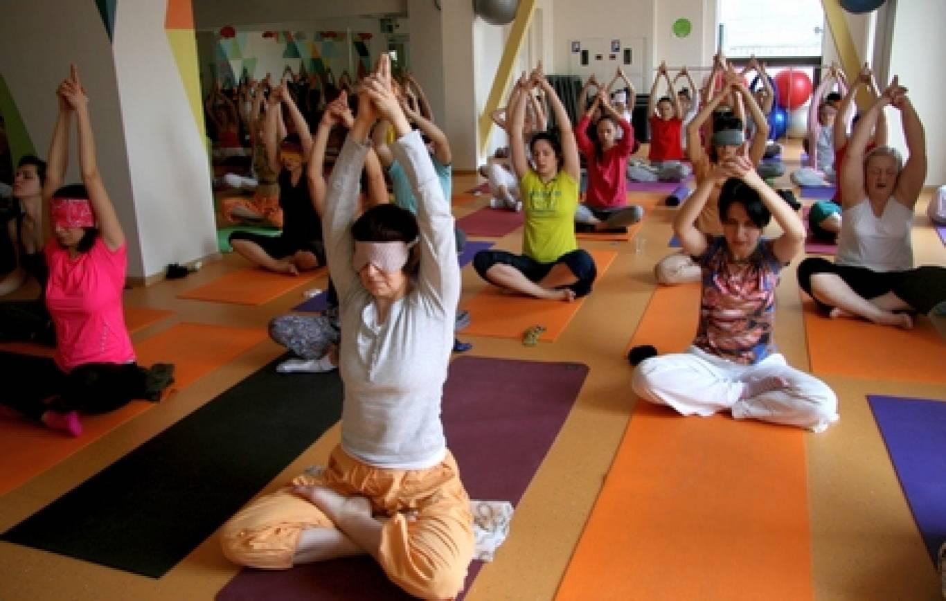 Крійя-йога у Тернополі