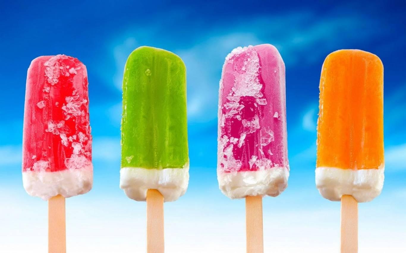 Свято морозива у парку Шевеченка