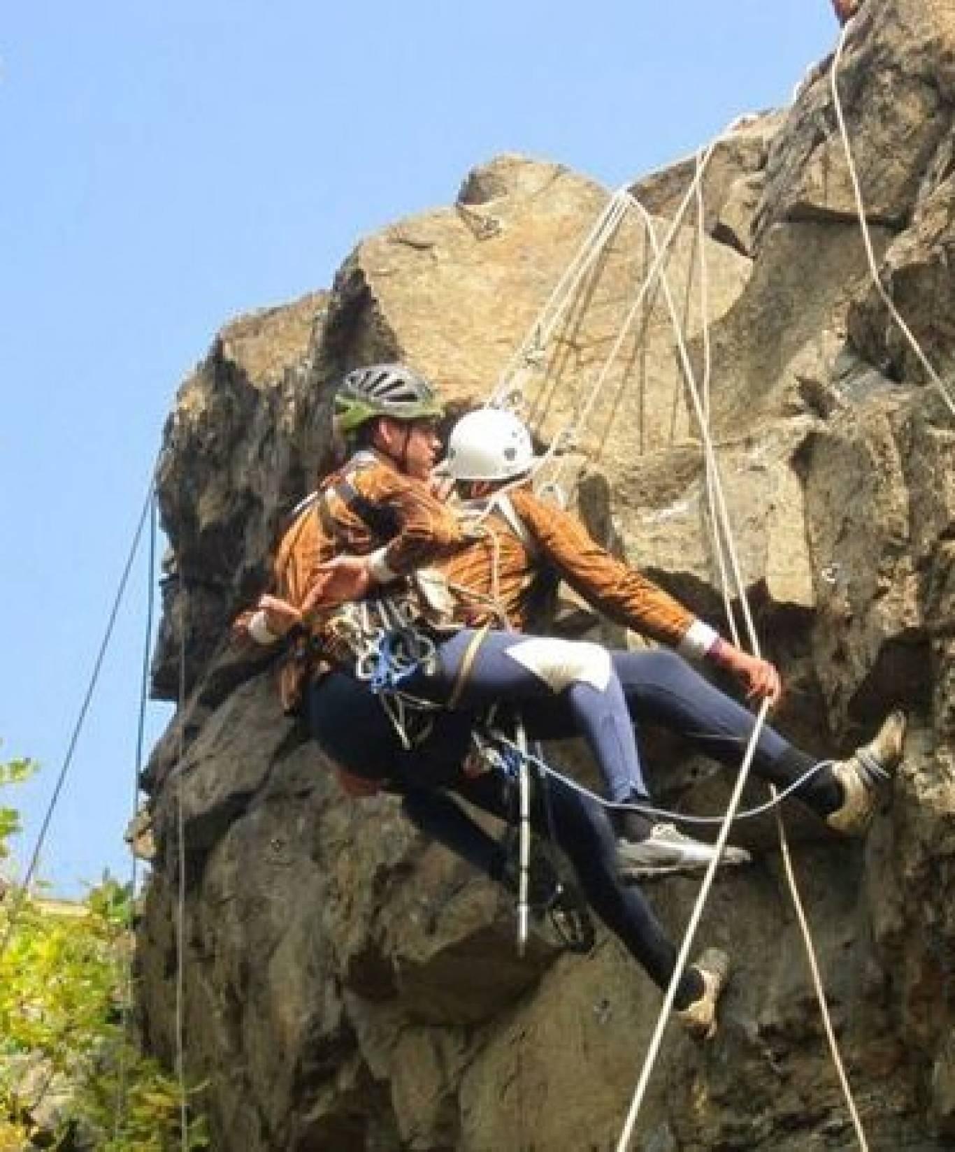 Змагання зі спортивного гірського туризму