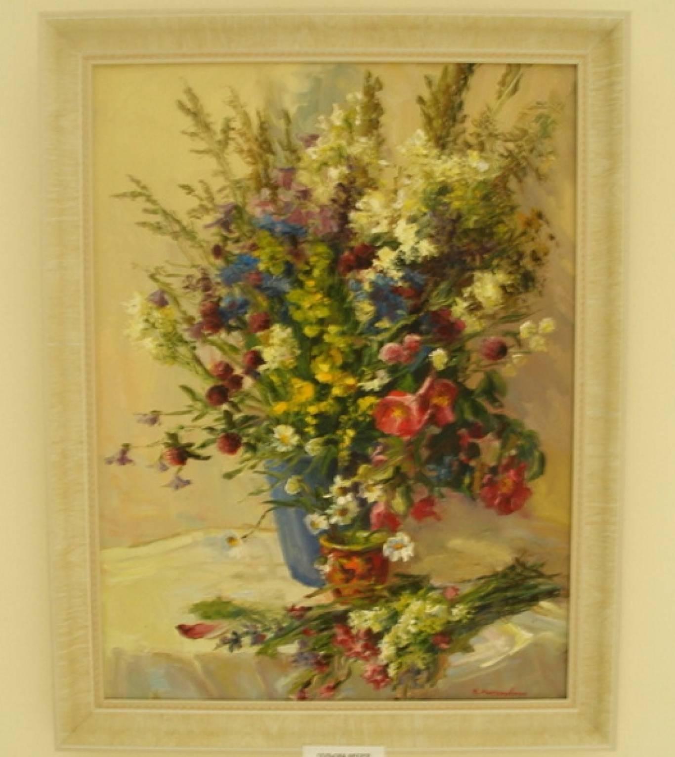 Виставка живопису Валентини Колтановської «Кольорова мить».