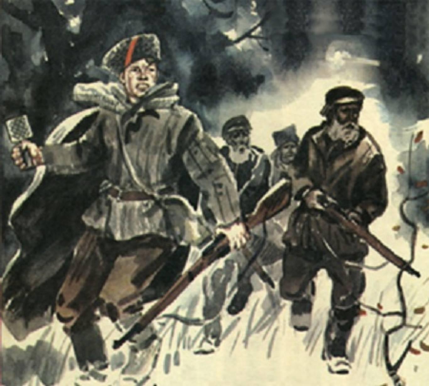 До Дня партизанської слави