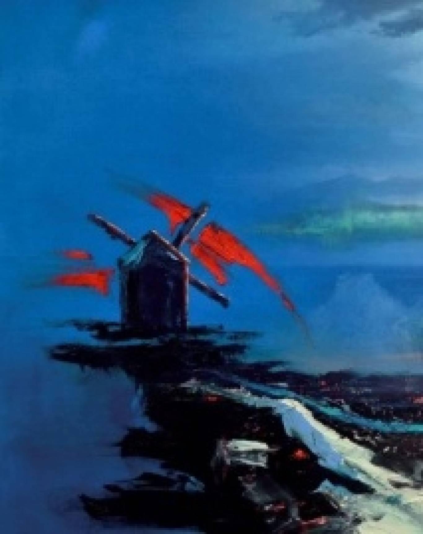 Выставка Сергея Луценко  «Творческое путешествие»