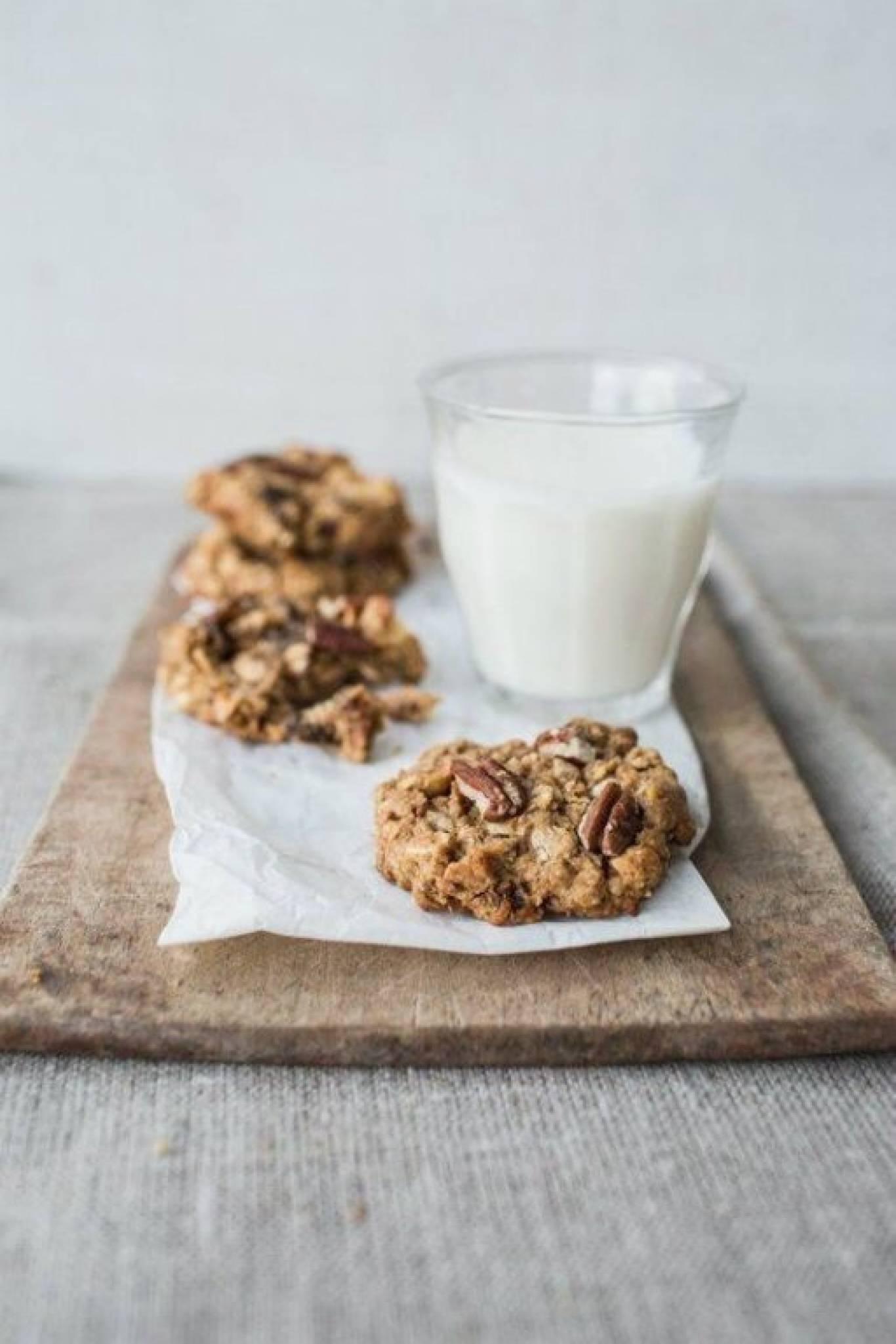"""Кулінарний урок від Марії Чумак """"Кунжутне молоко & вівсяне печиво"""""""