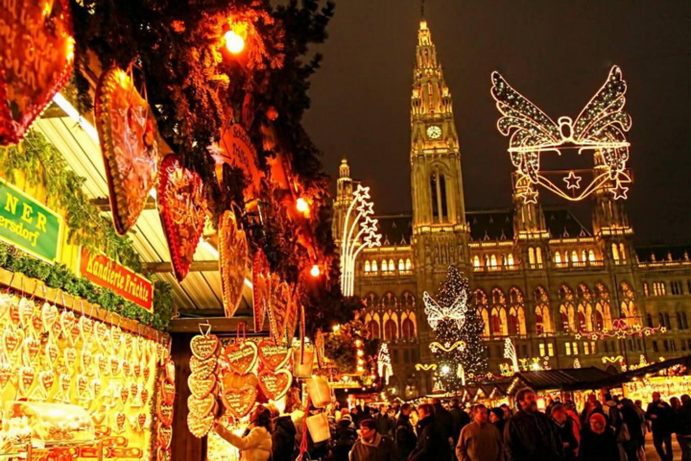 Львівський різдвяний ярмарок