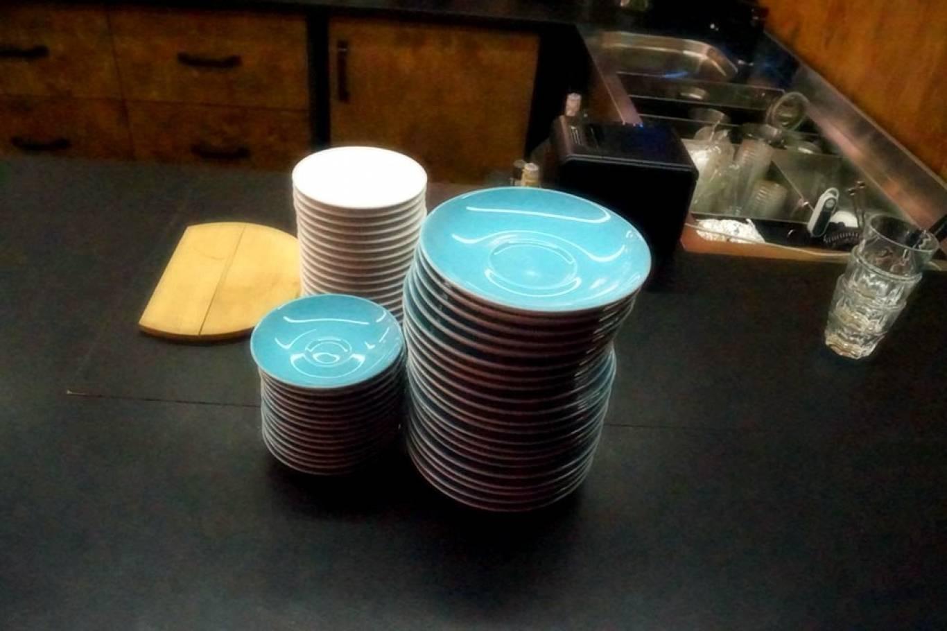 «The Blue Cup». Не тільки синій колір