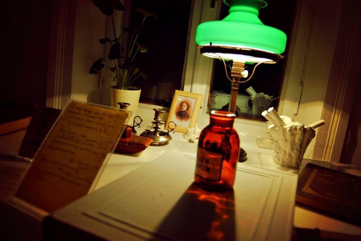 Ночь в музее Булгакова