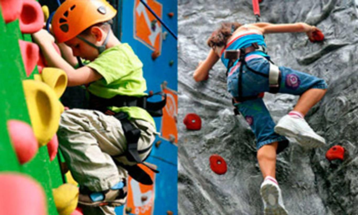 Змагання зі скелелазіння