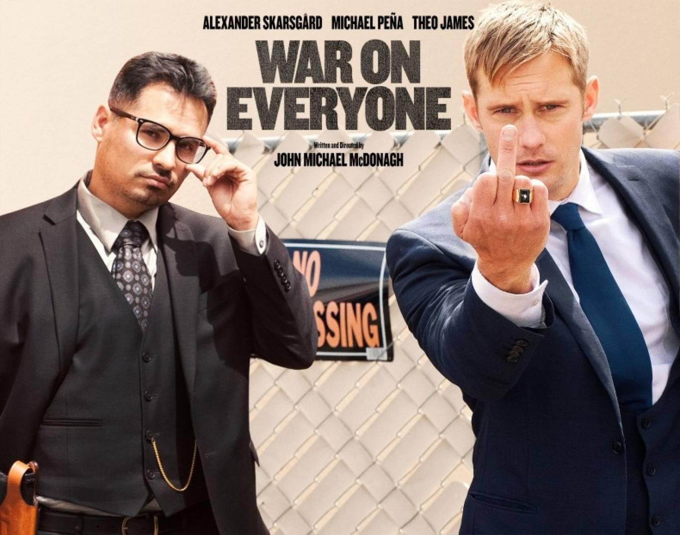 Війна проти всіх. Нове британське кіно