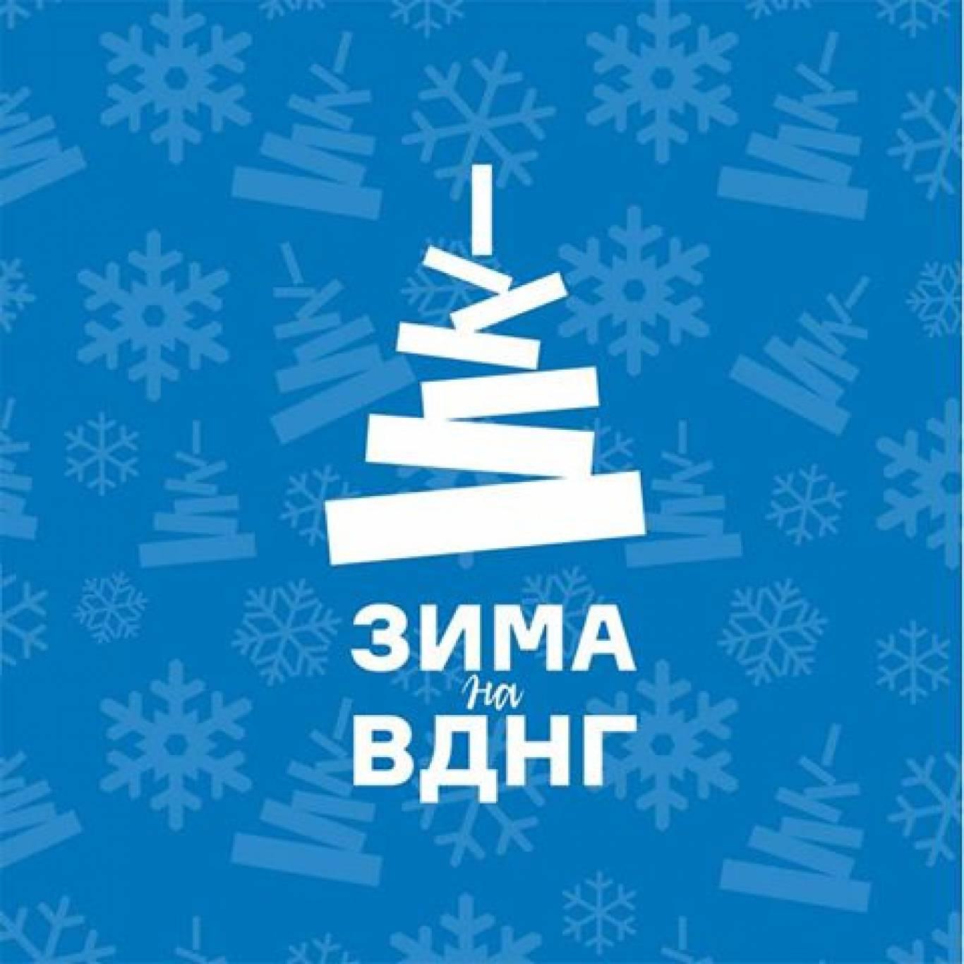 """Зимові розваги """"Зима на ВДНГ"""""""