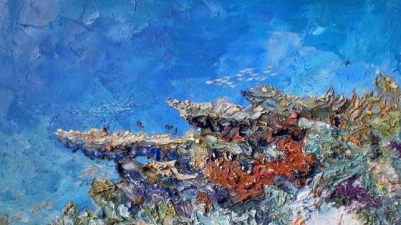 Выставка подводных картин Александра Белозора